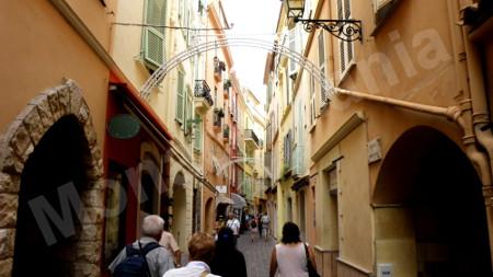 Monaco Ville Le Rocher
