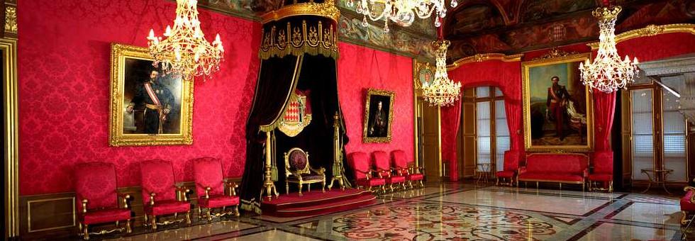Princes De Monaco Et Maison Grimaldi